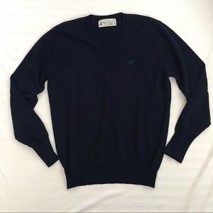 Vintage John Smedley Pure New Wool Sweater